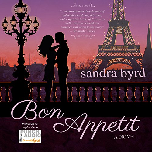 Bon Appetit: A Novel audiobook cover art