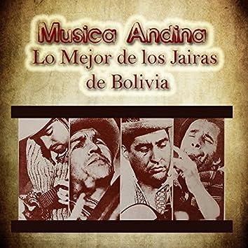 Musica Andina - Lo Mejor de los Jairas de Bolivia