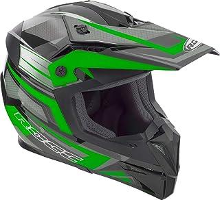 <h2>Rocc 712 Junior Kinder Motocross Helm Schwarz/Grün XXS 52</h2>