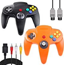 $24 » Sponsored Ad - ZeroStory Classic N64 Controller, Wired N64 Controller Joystick with 5.9 Ft N64 AV Cable for N64 Video Game...