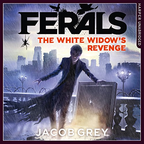 The White Widow's Revenge cover art