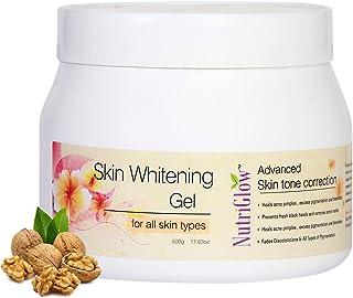 Nutriglow Skin Whitening Facail Gel 500G