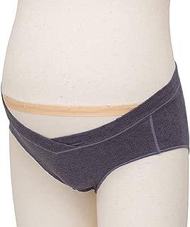 TOMYMAUM 产前产后 *棉 哺乳文胸 对短裤 19WFY388 ネイビー杢 マタニティM-L