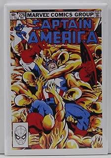 Captain America #276 Comic Book Cover Refrigerator Magnet.