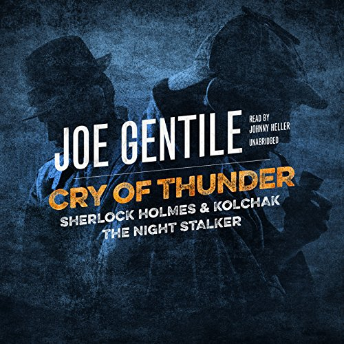 Cry of Thunder audiobook cover art
