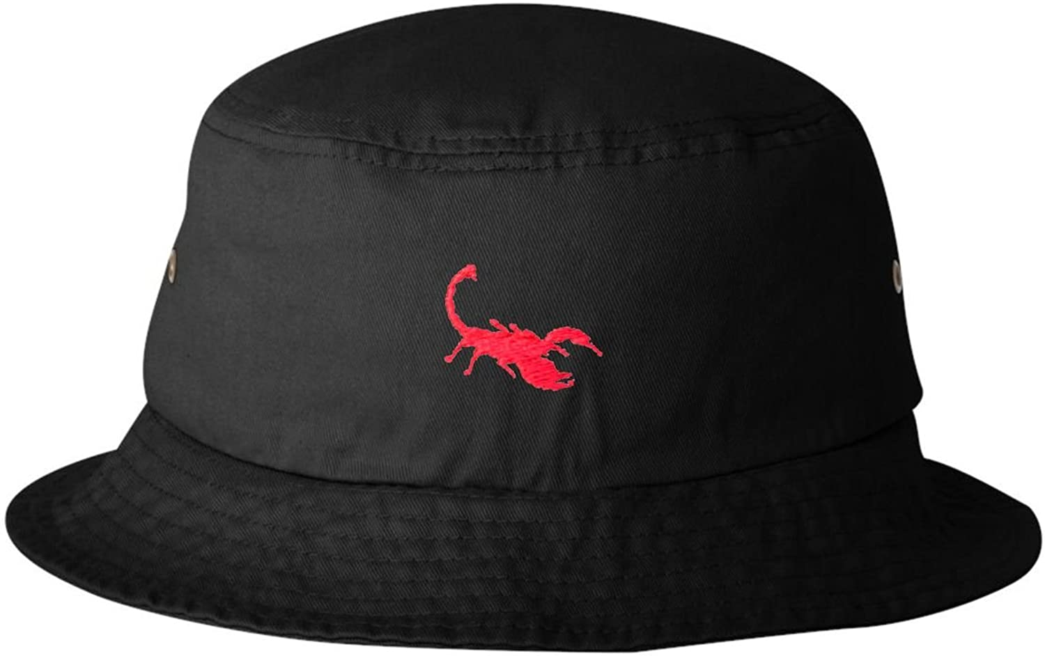 Go All Out Adult Max 54% OFF Scorpion Cap 2021new shipping free shipping Embroidered Bucket Hat Dad