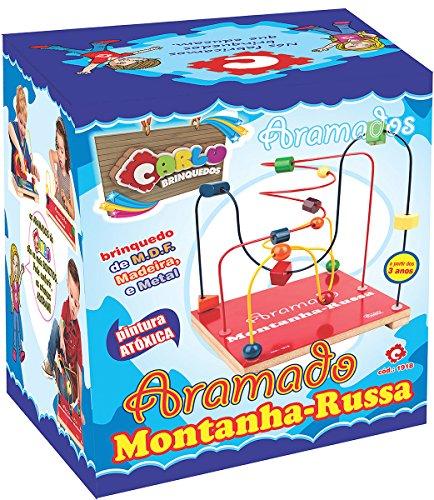 Aramado Montanha Russa Carlu Brinquedos