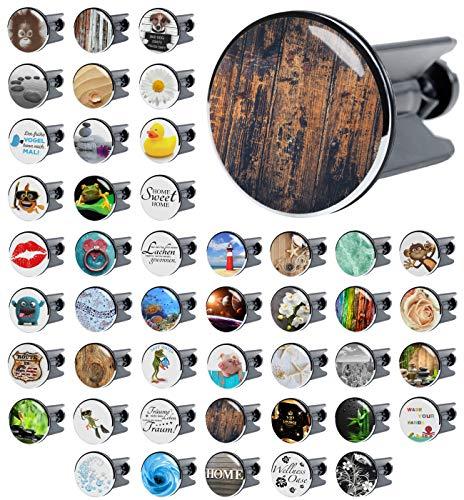 Waschbeckenstöpsel, viele schöne Waschbeckenstöpsel zur Auswahl, hochwertige Qualität ✶✶✶✶✶ (Vintage)