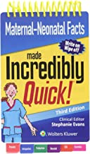 Maternal-Neonatal Facts Made Incredibly Quick (Incredibly Easy! Series®)