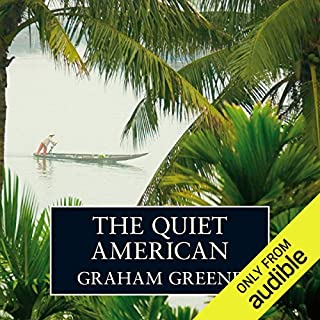 The Quiet American                   By:                                                                                                                                 Graham Greene                               Narrated by:                                                                                                                                 Simon Cadell                      Length: 5 hrs and 55 mins     223 ratings     Overall 4.4