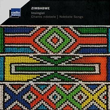Zimbabwe: Chants ndebele (Ndebele songs)