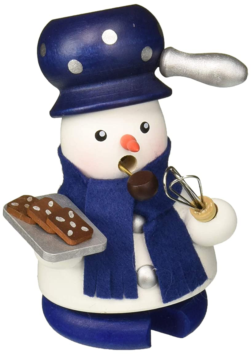 指成果毎月Alexander Taron Christian Ulbricht装飾雪だるまBaker Incense Burner