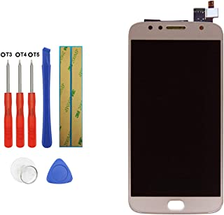 Upplus Display LCD di Ricambio Compatibile per Motorola Moto G5S Plus XT1803 XT1805 XT1804 XT1806 XT1802, Display LCD Touc...