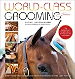 world class horse grooming