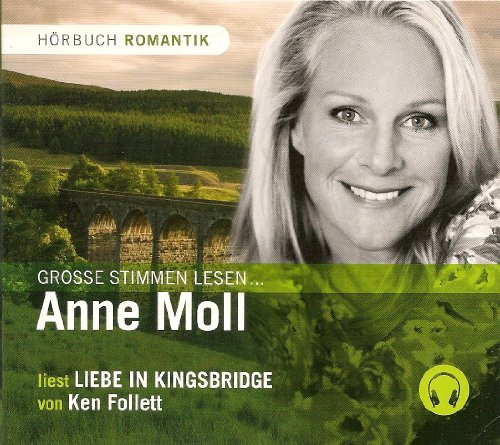 Anne Moll liest