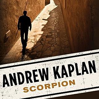 Scorpion audiobook cover art