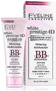 Eveline White Prestige 4D Whitening Multifunction BB Cream SPF15