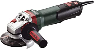 Angle Grinder, 5in. Dia, Paddle, 10.5A