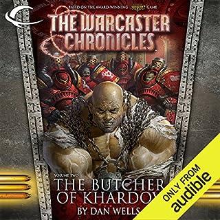 The Butcher of Khardov audiobook cover art