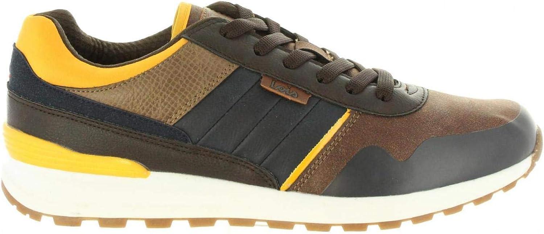 Lois Men Sports shoes Jeans 84573 43 Camel