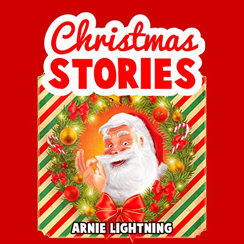 Santa Claus Is Coming to Town!: Christmas Stories for Kids + Christmas Jokes cover art