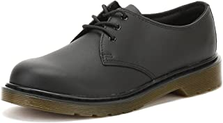 Dr. Martens Everley Lace Shoe (Little Kid)