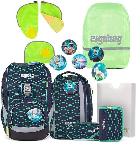 Ergobag Pack Schulrucksack Set 8-teilig TraumzauB