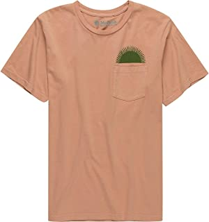Men's Short Sleeve Country Sun Pocket Tee