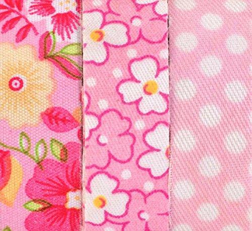 GLOREX Ruban adhésif en Polyester Rose 9,5 x 6,8 x 5,4 cm
