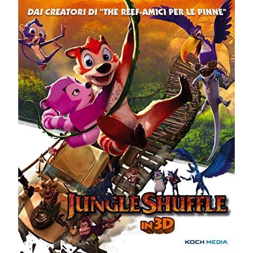 Jungle Shuffle (Blu-Ray 3D);Jungle Shuffle