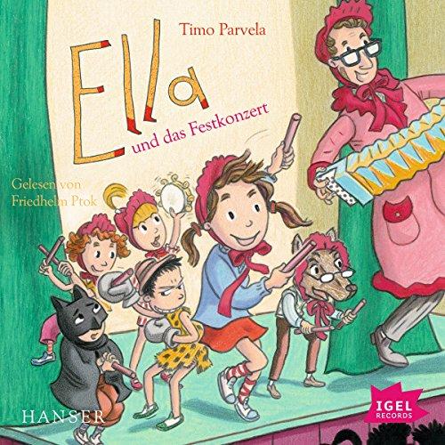 Ella und das Festkonzert audiobook cover art