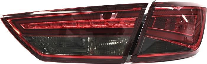 para a/ño de construcci/ón 2012/ /2017 Tipo 5/F Rezaw Alfombrillas de Goma 202007/con Borde para Seat Leon III