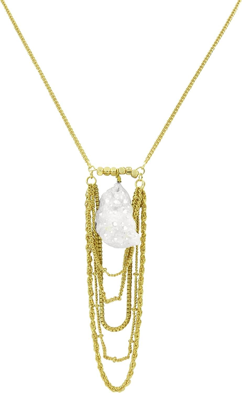 Kinsley Armelle Goddess Collection - Xena Necklace