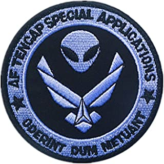 AF-P01C USAF Patch Air Combat Command Subdued sew on