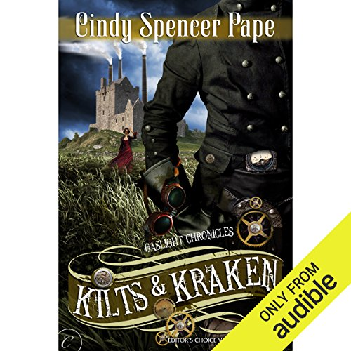 Kilts and Kraken cover art