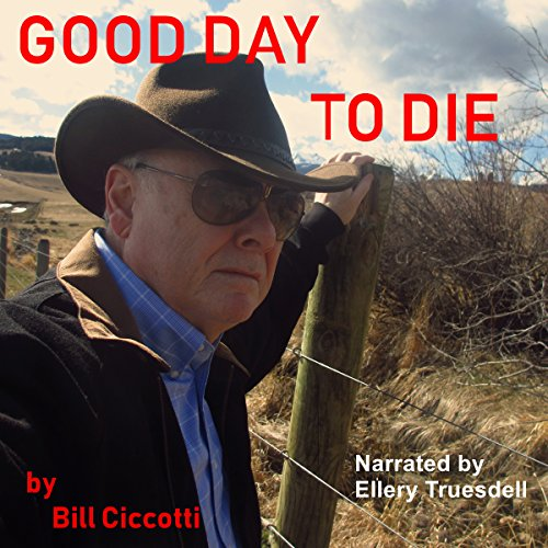 Good Day to Die audiobook cover art