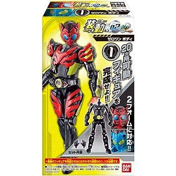 装動 仮面ライダーゼロワン AI 02 (12個入) 食玩・ガム (仮面ライダーゼロワン)
