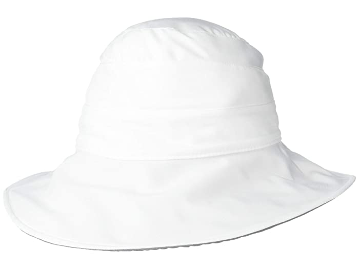 adidas Golf  UPF Bucket Hat (White) Caps