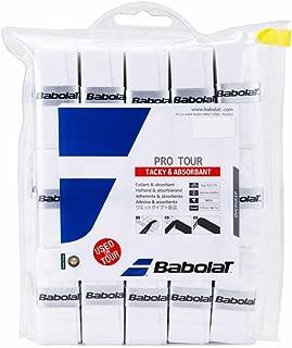 Babolat Pro Tour 30 Pack White Tennis Overgrip
