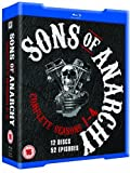 Sons of Anarchy: Season 1-4 [12 Blu-rays] [UK Import]