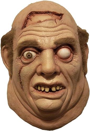 Horror-Shop Dr. Deadly Halloween Maske - Latex - Vollkopfmaske
