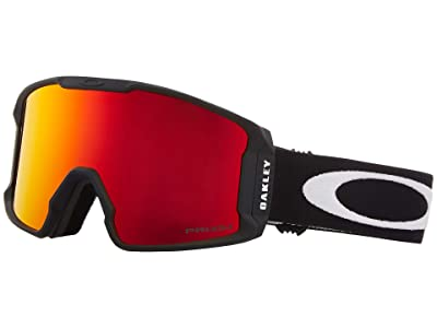 Oakley Line Miner XM (Matte Black w/ Prizm Torch Iridium) Snow Goggles