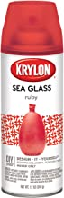 Krylon -K09052000 Sea Glass Aerosol Spray Paint - Ruby