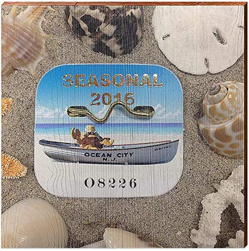 Ocean NEW ARRIVAL City New Jersey 2016 Beach 最新アイテム - 18