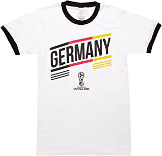Fifth Sun World Cup 2018 Germany Ringer Adult T-Shirt