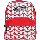 Vans Realm Backpack Zaino, 42Cm, 22L, Hearts