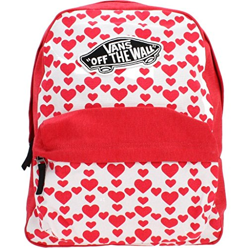 Vans Realm Backpack 42 cm – Superb all round hanger – Great 22 Litre Rucksack – Hearts