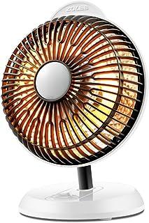 Calefactor Mini Calentador Eléctrico 200W para Oficina Escritorio Calentador de Aire Pequeño Calentador Calentador Eléctrico Mini Calentador Portátil