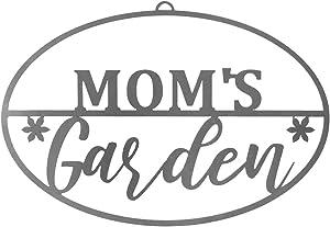 ROCC RUSTED ORANGE CRAFTWORKS CO. Garden Ovals for Her (Mom's Garden Oval)