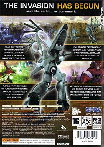 Universe at War: Earth Assault (Xbox 360) [UK IMPORT]